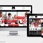 Diseño página web Lolitamoda