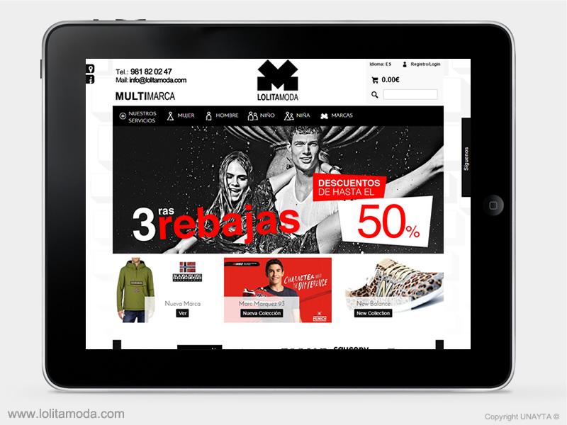 Diseño página web Lolitamoda-2