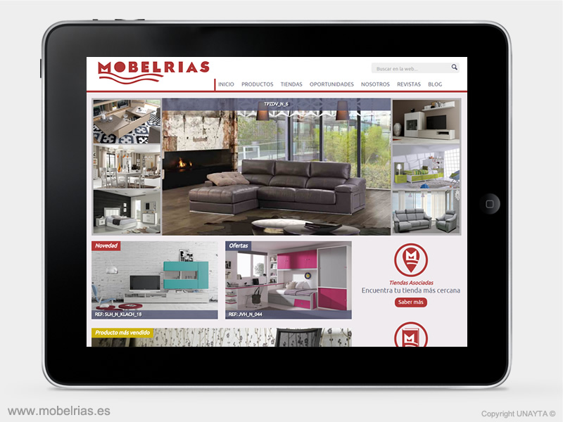 mobelrias, diseño web-2