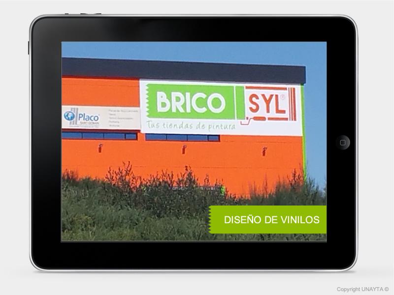Diseño de vinilos BRICOsyl