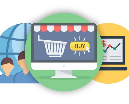 ecommerce e marketing dixital