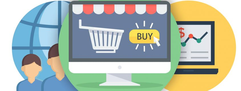 ecommerce e marketing dixital