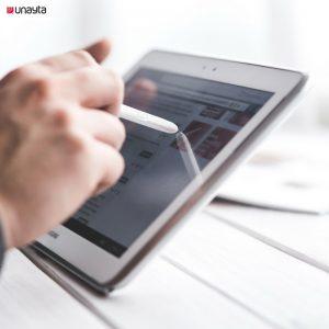 El proceso de una firma digital o biométrica