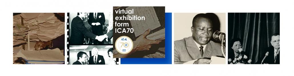 Exposición ICA 70