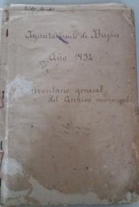 Inventario Arquivo de Buxán