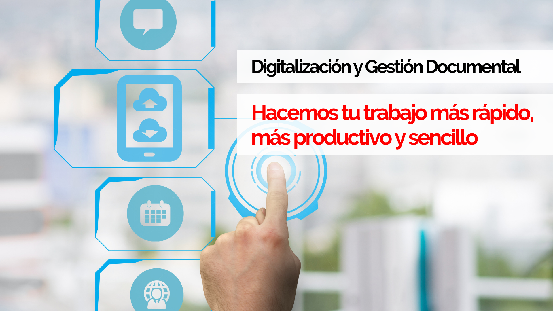 Empresa de digitalización de documentos y gestión documental | Unayta
