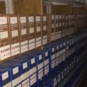 Puesta en marcha de los archivos históricos de Vilar de Santos